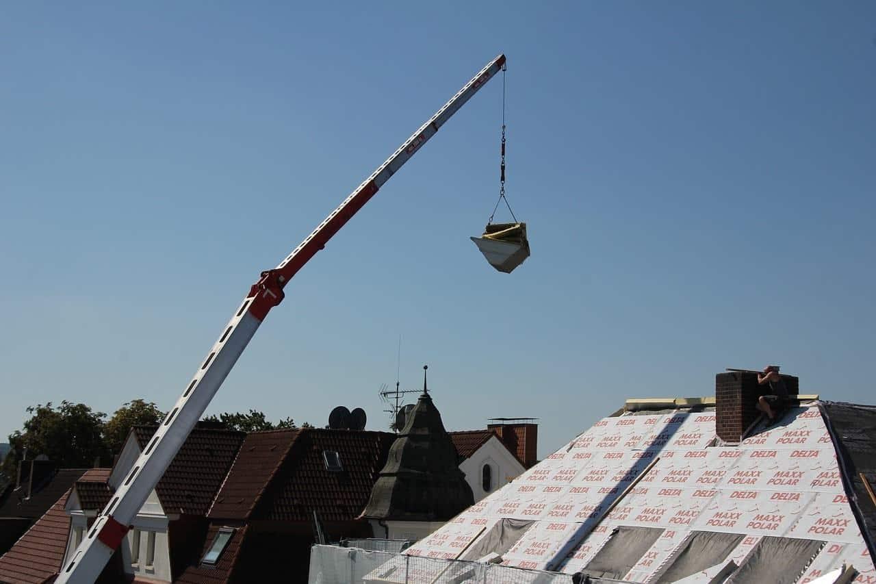 Prix remplacement de toiture