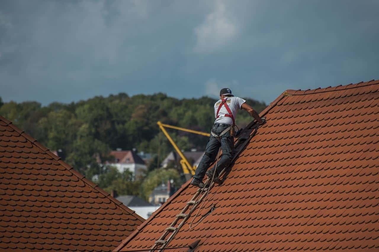 Pente minimum pour toiture, selon le matériau de couverture