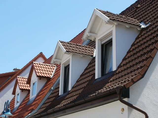 lucarnes de toit