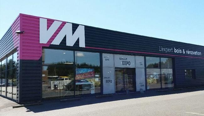 VM Matériaux magasin
