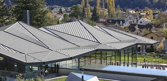 Solutions VM Zinc couverture de toiture